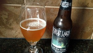Great Lakes Brewing Company's Lake Erie Monster
