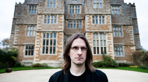 Steven Wilson, photo by Naki Kouyioumtzis