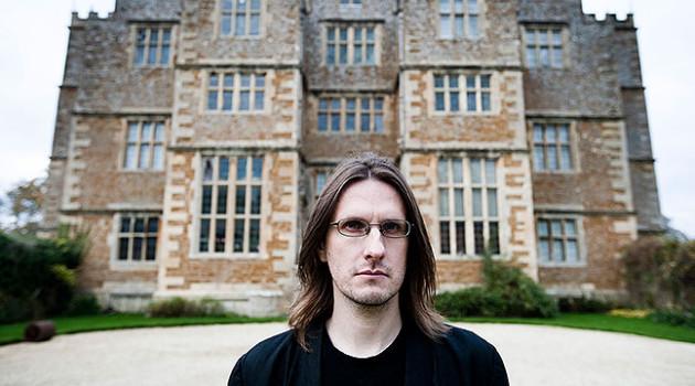 Steven Wilson, photo by Naki Kouyioumtzis
