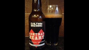 Evil Twin Brewing Ashtray Heart