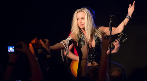 Cherie Currie _ copyright Frank Rodrick