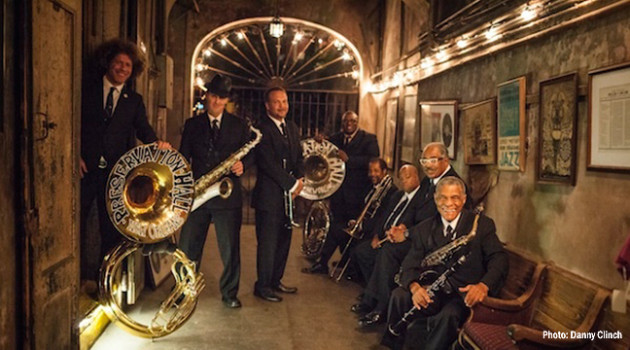 Preservation Hall Jazz Band, photo by Danny Clinch