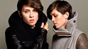 Tegan and Sara, credit Lindsey Byrnes