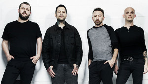 Rise Against photo by LeAnn Mueller