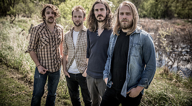 The Bros. Landreth photo by Mike Latschislaw