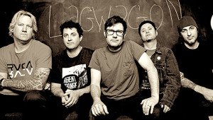 Lagwagon photo by Lisa Johnson