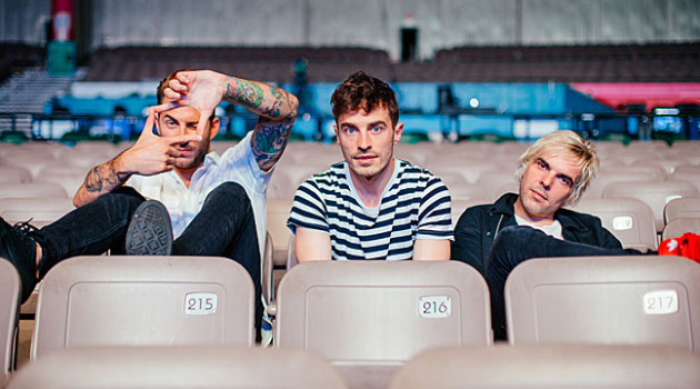 New Politics, photo by Brendan Walter