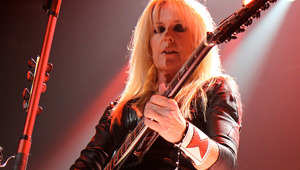 Lita Ford photo by David Castillo