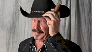 Kinky Friedman photo by Brian Kanof
