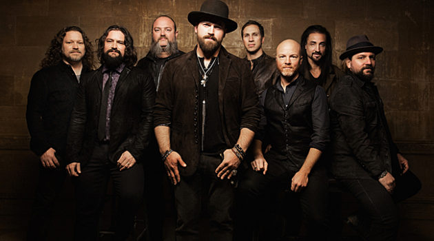 Zac Brown Band photo by Danny Clinch