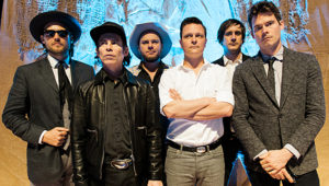 Old Crow Medicine Show photo by Laura Partain