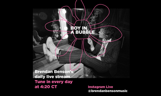 Brendan Benson 4:20 Streams