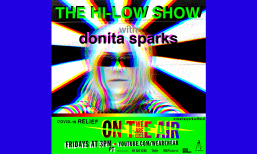 The Hi-Low Show with Donita Sparks