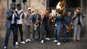 Preservation Hall Jazz Band credit Chris Swainston