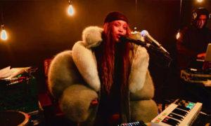 Photo: Erykah BaduQuarantine Concert Series:Apocalypse Two, The Rooms by Tony Krash
